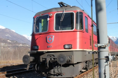 Locomotiva FFS Re 4/4 II Da Wikipedia, l'enciclopedia libera.