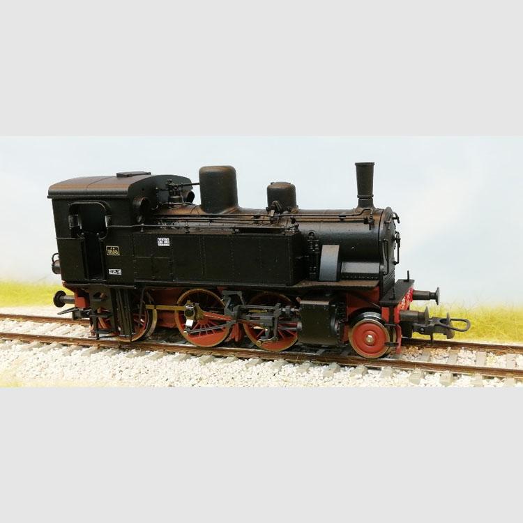 Roco 73017 Dampflokomotive 875 045